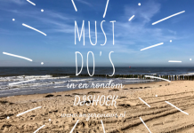 MUST DO's in en rondom Dishoek